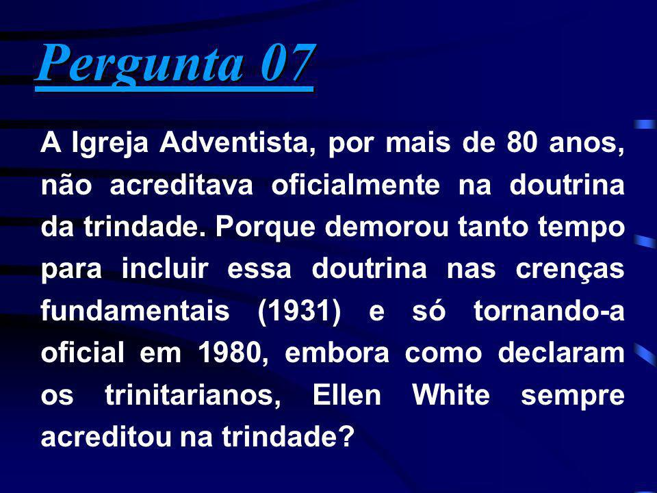 Pergunta 07