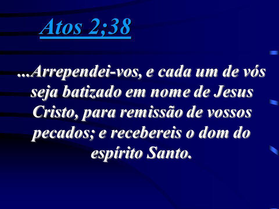 Atos 2;38