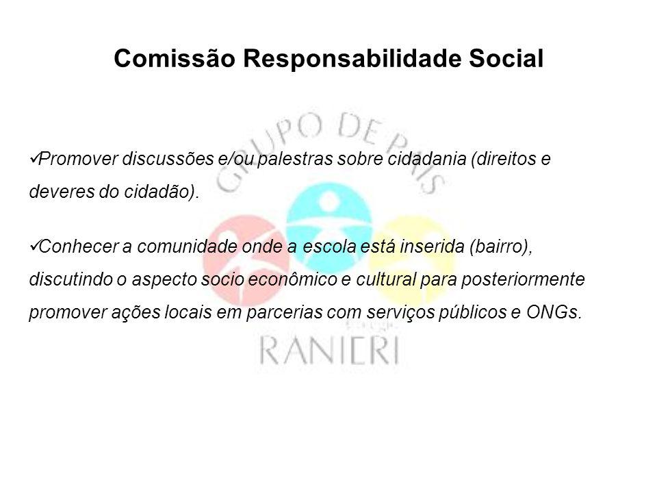 Comissão Responsabilidade Social