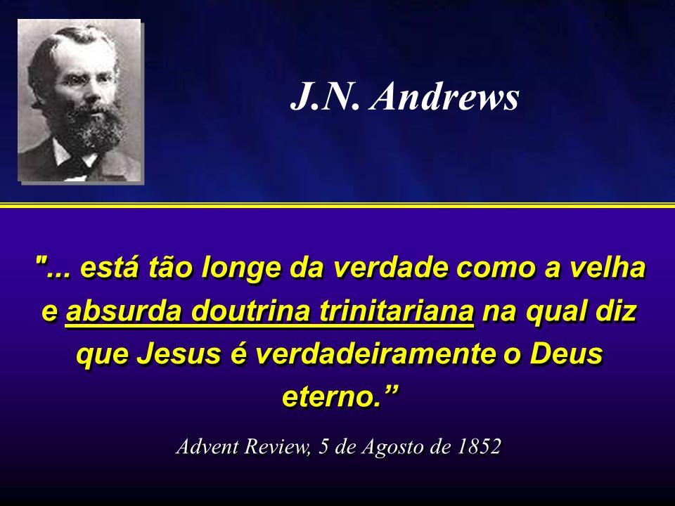 Advent Review, 5 de Agosto de 1852