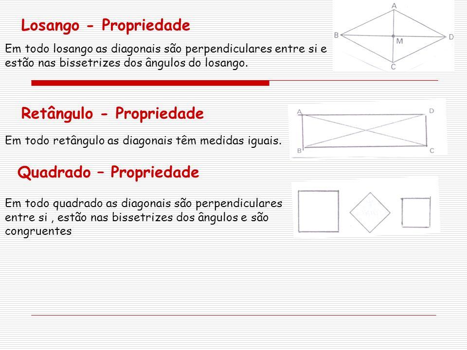 Retângulo - Propriedade