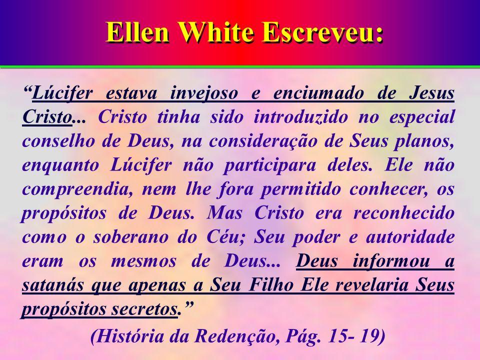 (História da Redenção, Pág. 15- 19)