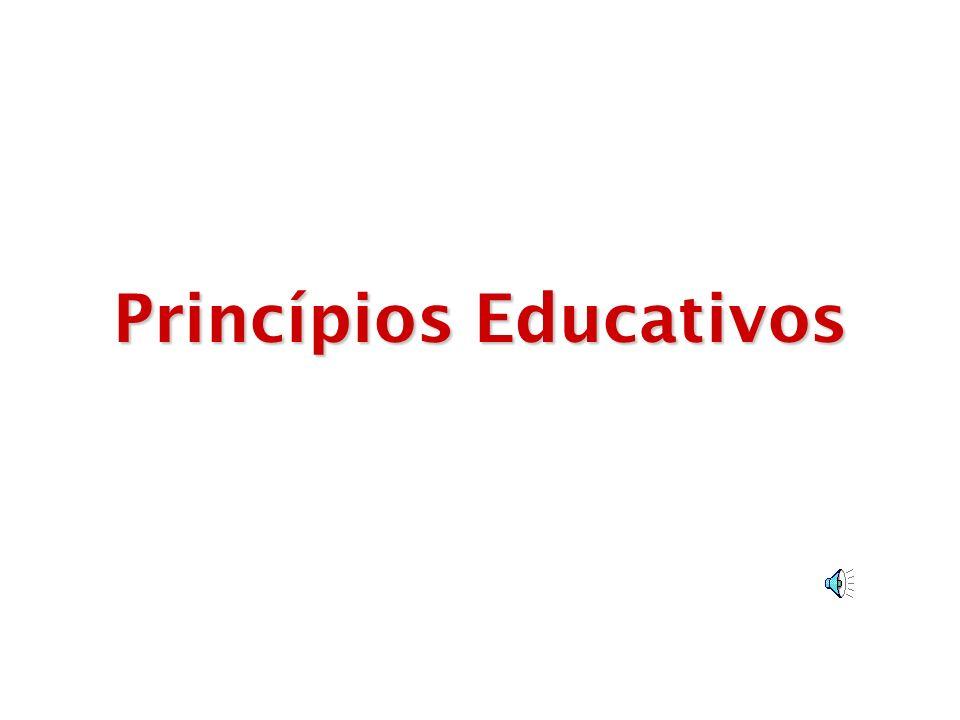 Princípios Educativos