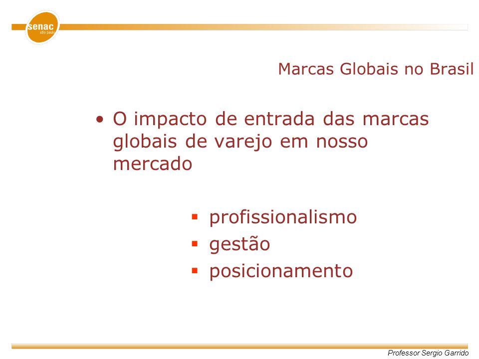 Marcas Globais no Brasil