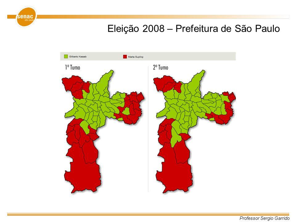 Eleição 2008 – Prefeitura de São Paulo