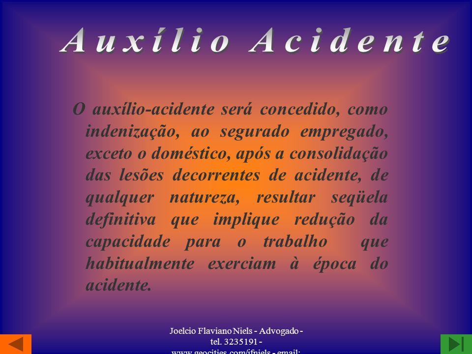 Auxílio Acidente