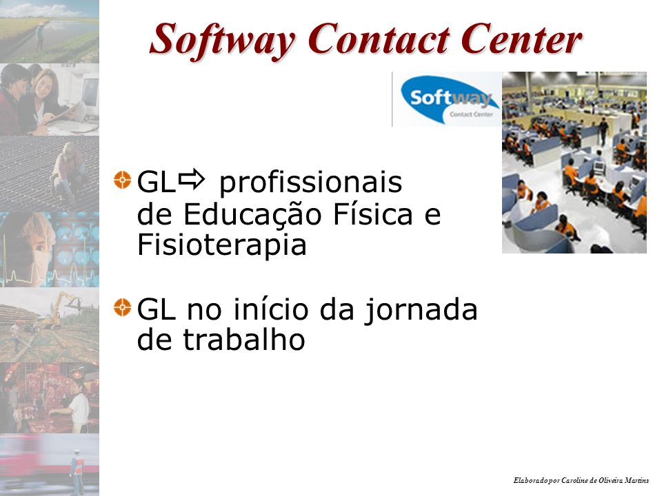 Softway Contact Center