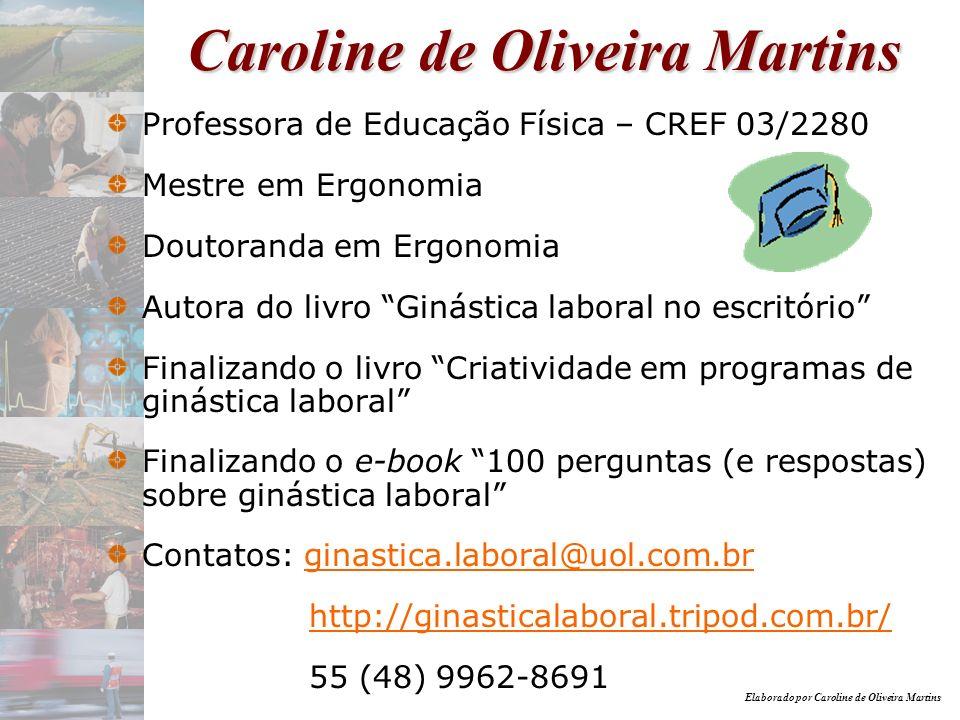 Caroline de Oliveira Martins