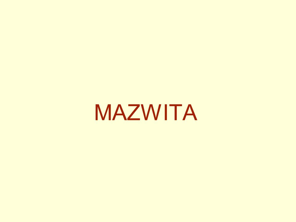 MAZWITA