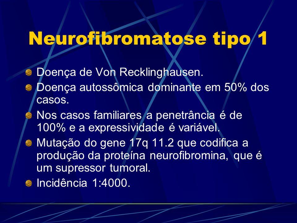 Neurofibromatose tipo 1