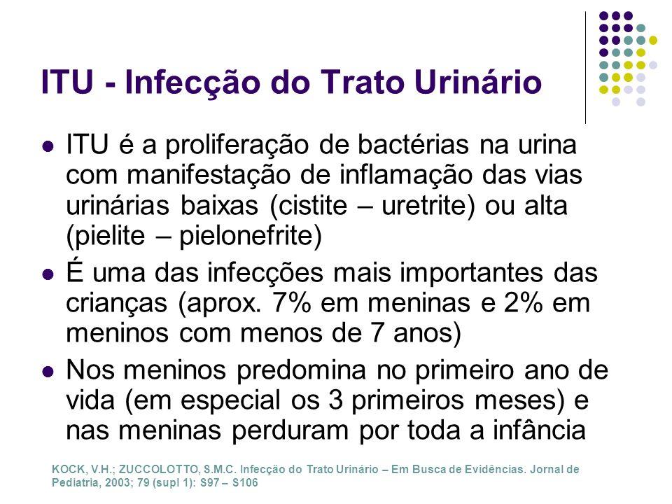 ITU - Infecção do Trato Urinário