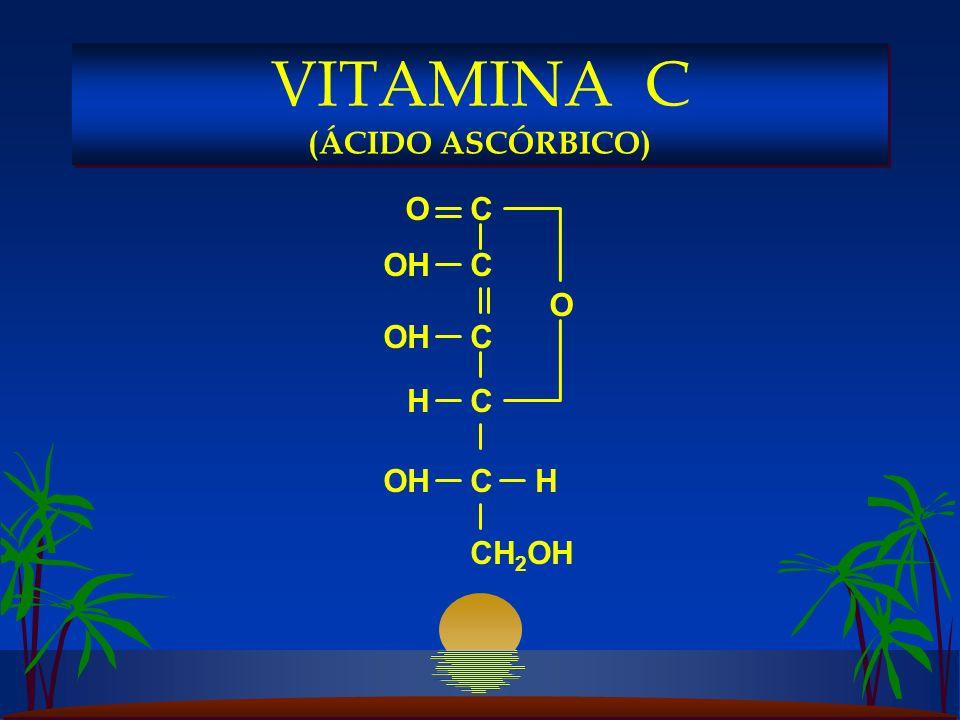 VITAMINA C (ÁCIDO ASCÓRBICO)
