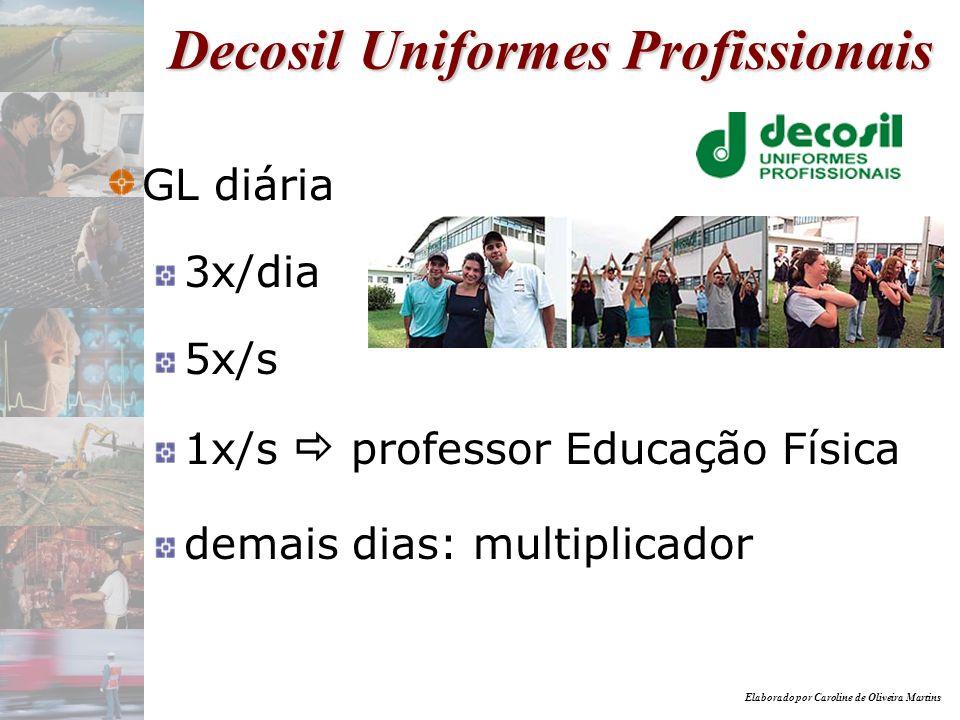 Decosil Uniformes Profissionais