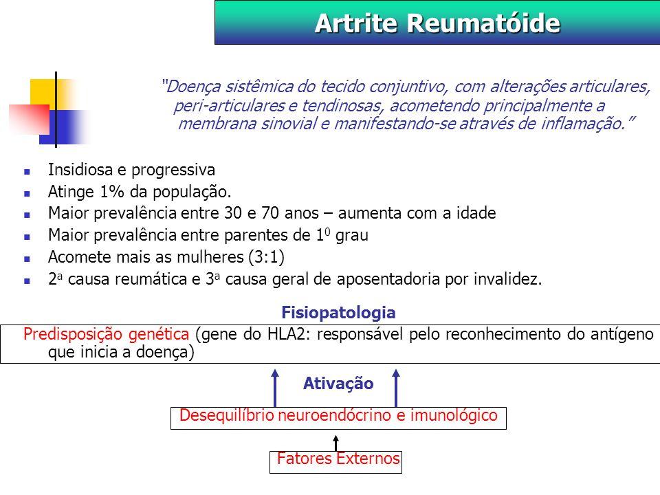 Desequilíbrio neuroendócrino e imunológico