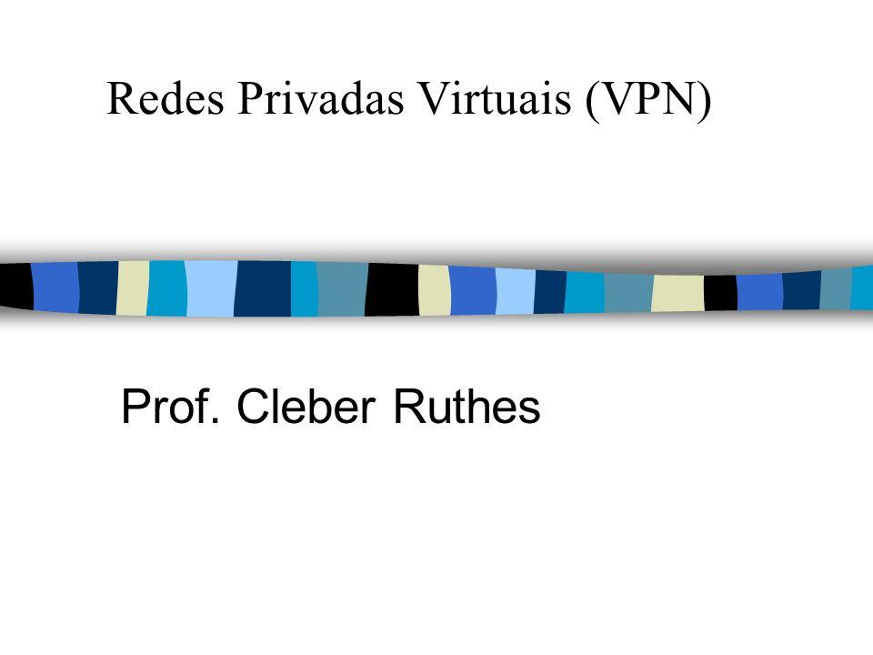 Redes Privadas Virtuais (VPN)