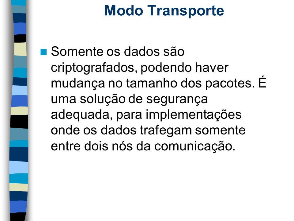 Modo Transporte