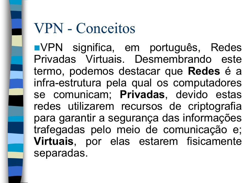VPN - Conceitos