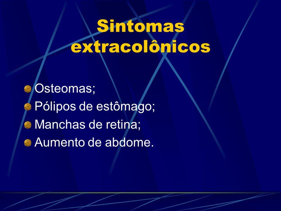 Sintomas extracolônicos