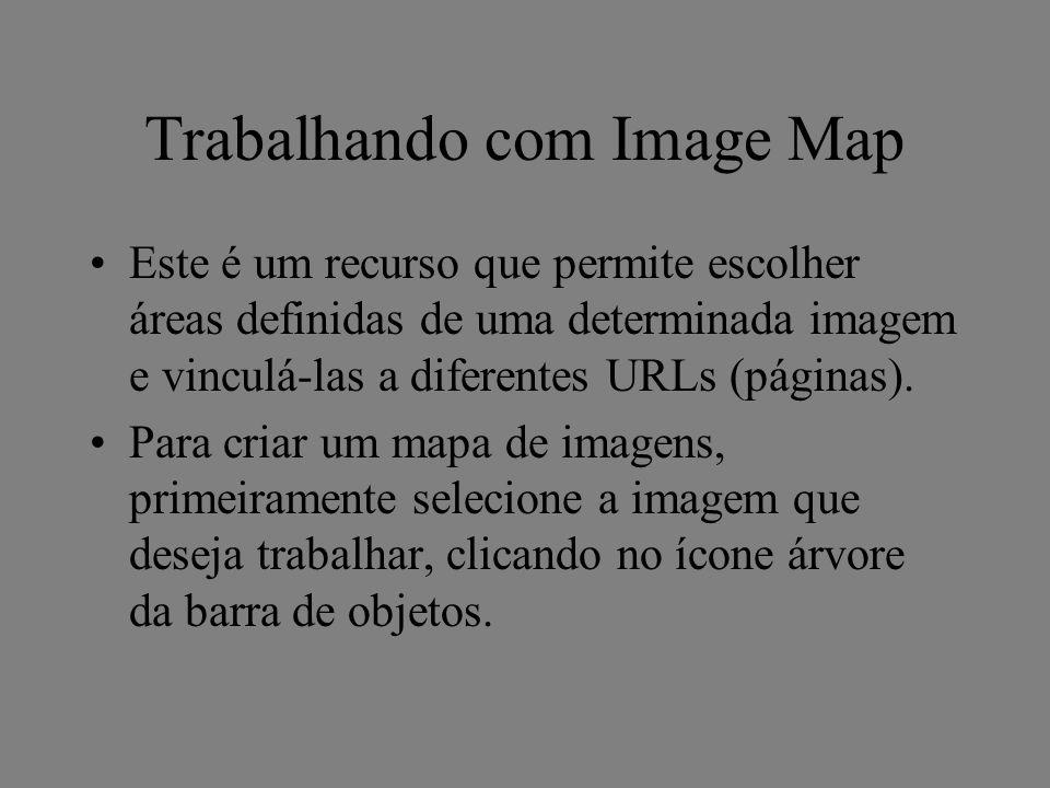 Trabalhando com Image Map