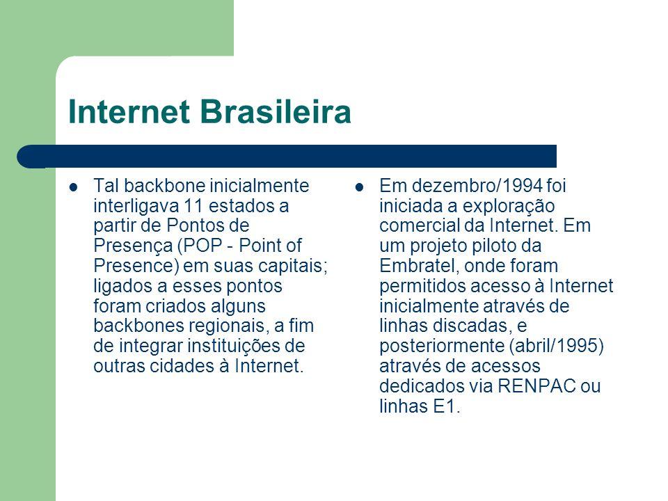 Internet Brasileira