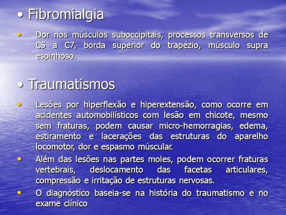 Fibromialgia Traumatismos