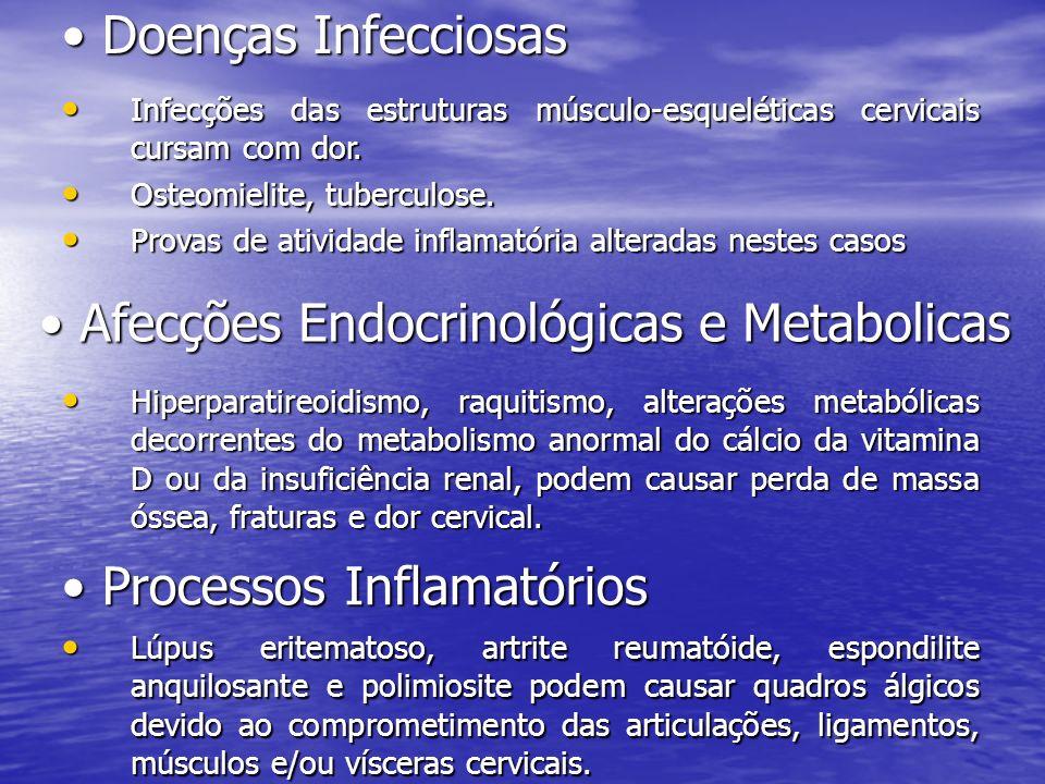 Afecções Endocrinológicas e Metabolicas