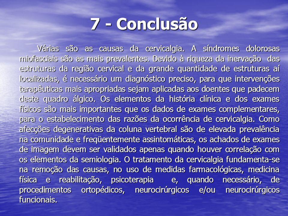 7 - Conclusão