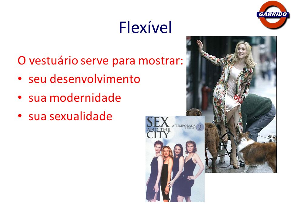 Flexível O vestuário serve para mostrar: seu desenvolvimento