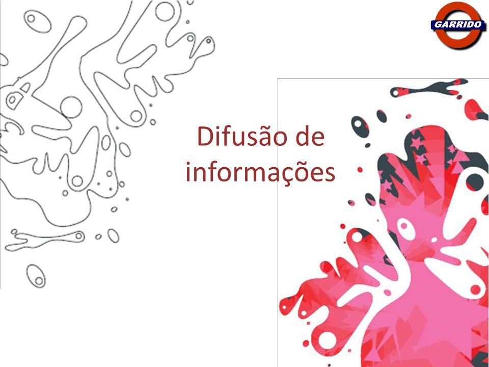 Difusão de informações