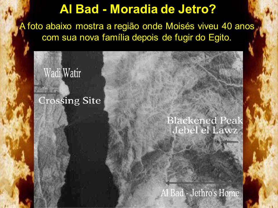 Al Bad - Moradia de Jetro