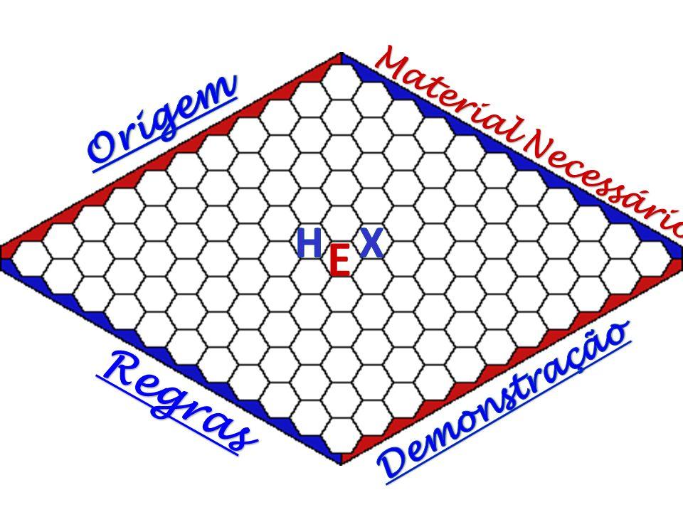Origem Material Necessário H X E Regras Demonstração