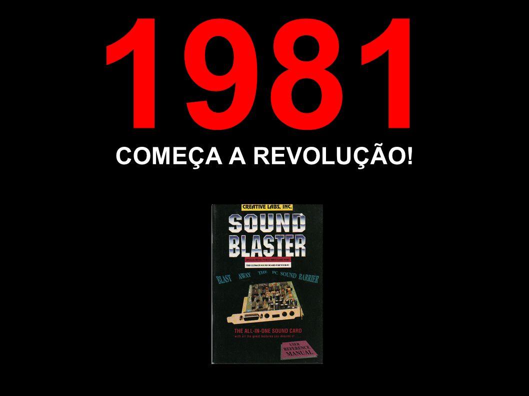 1981 COMEÇA A REVOLUÇÃO!