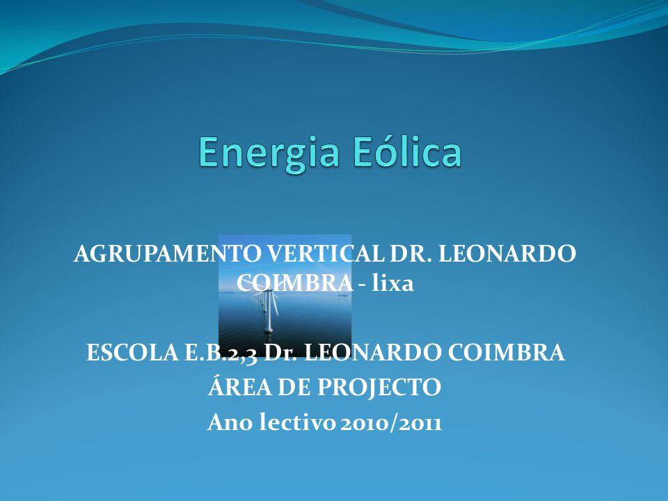 ESCOLA E.B.2,3 Dr. LEONARDO COIMBRA