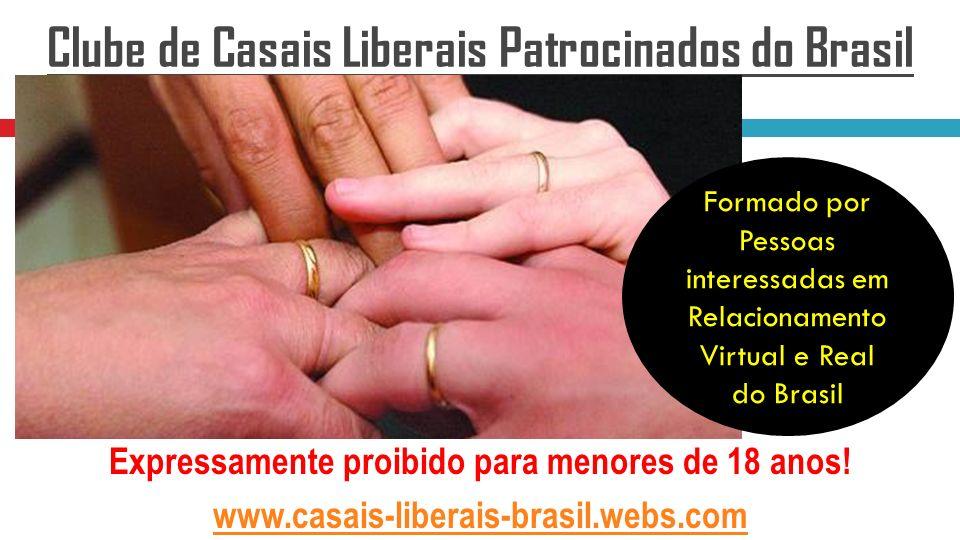 Clube de Casais Liberais Patrocinados do Brasil