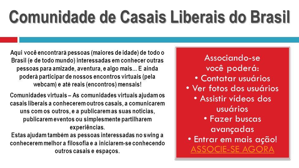 Comunidade de Casais Liberais do Brasil