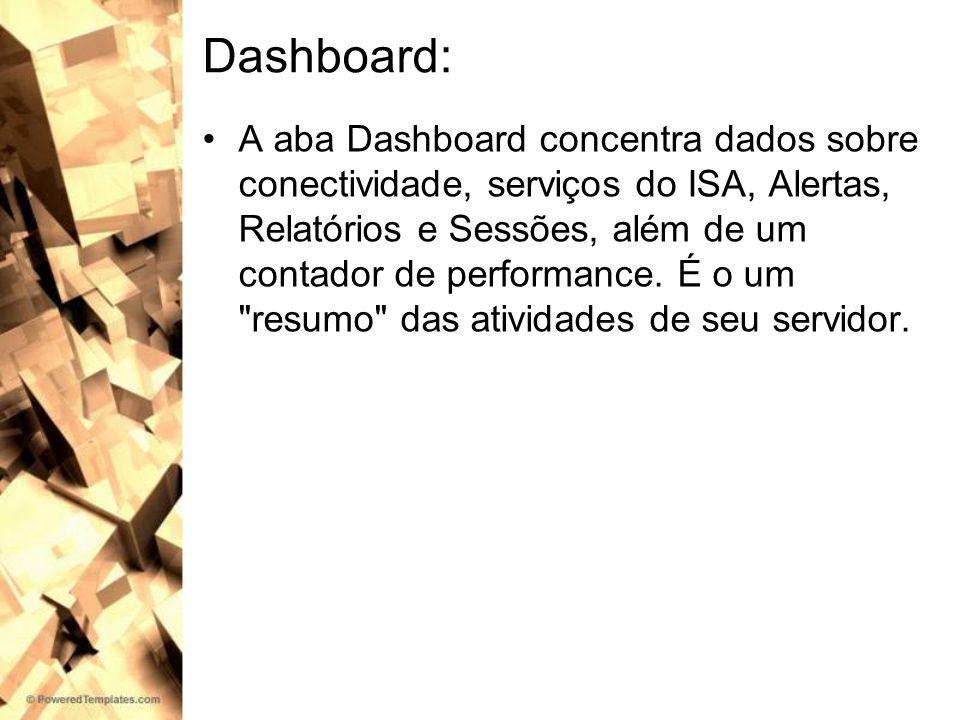 Dashboard: