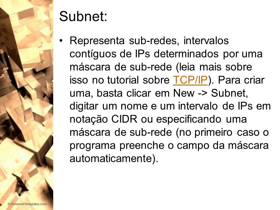 Subnet: