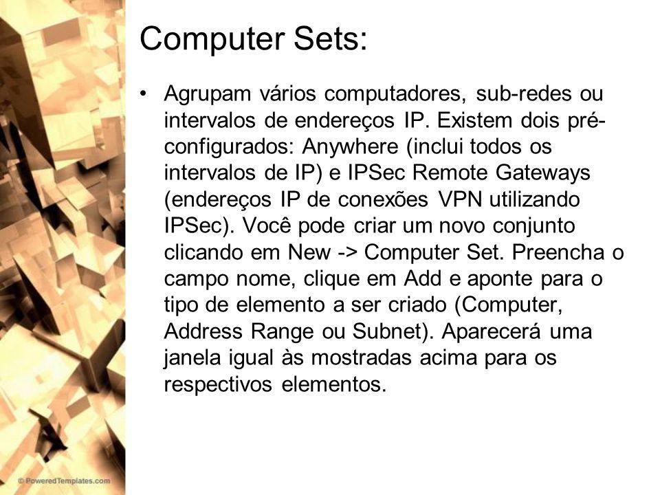 Computer Sets: