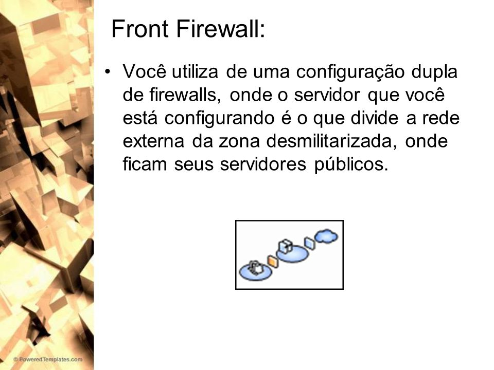 Front Firewall: