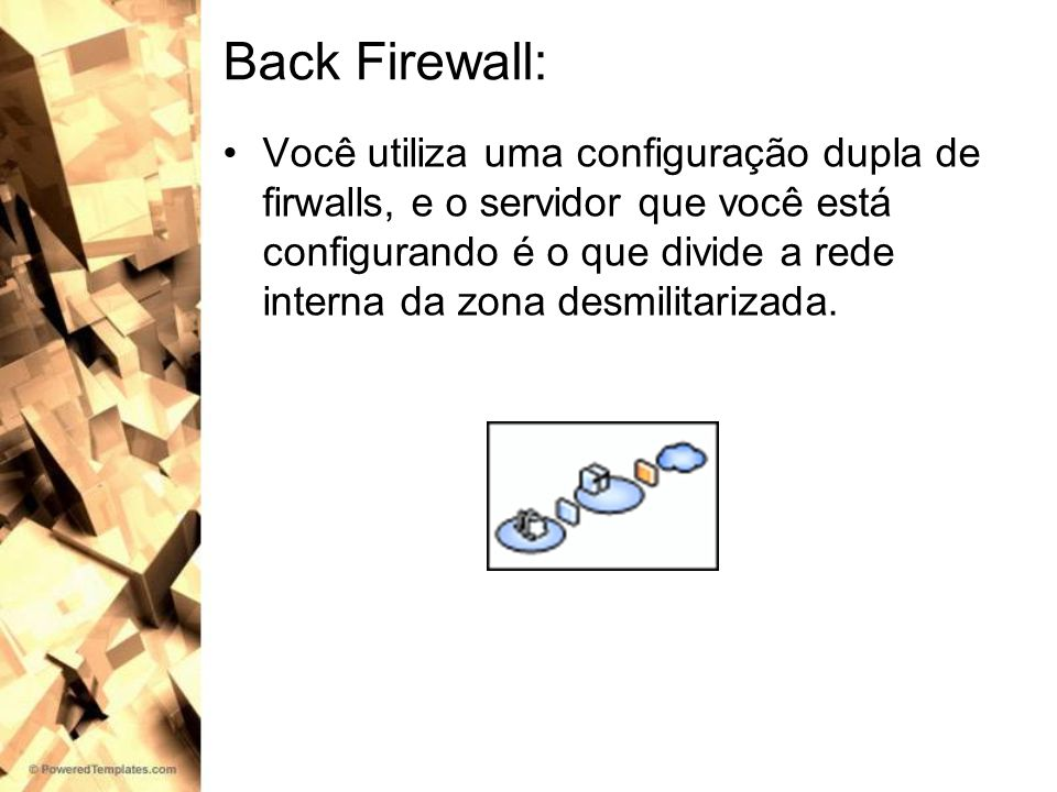 Back Firewall: