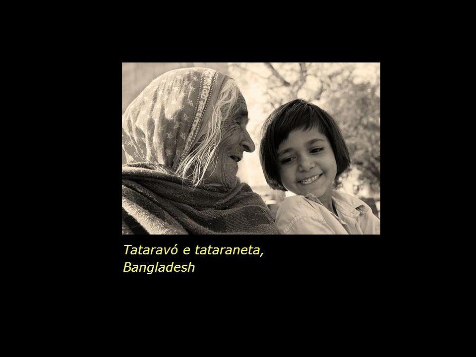 Tataravó e tataraneta, Bangladesh