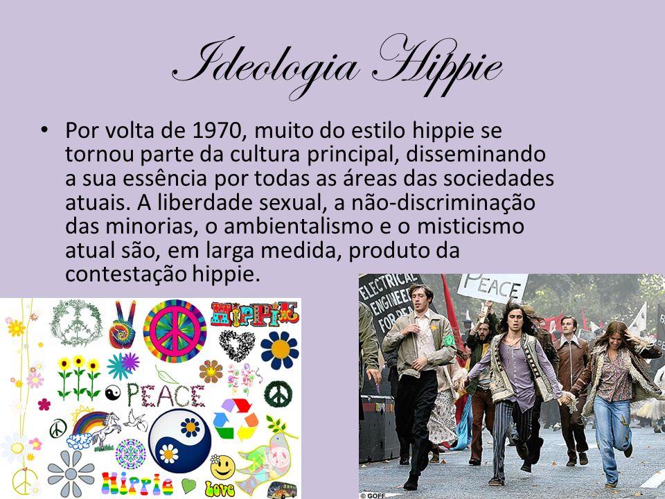 Ideologia Hippie
