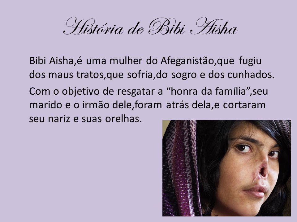 História de Bibi Aisha