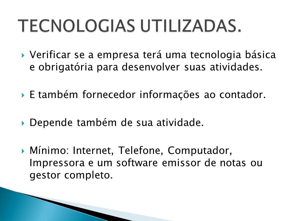 TECNOLOGIAS UTILIZADAS.