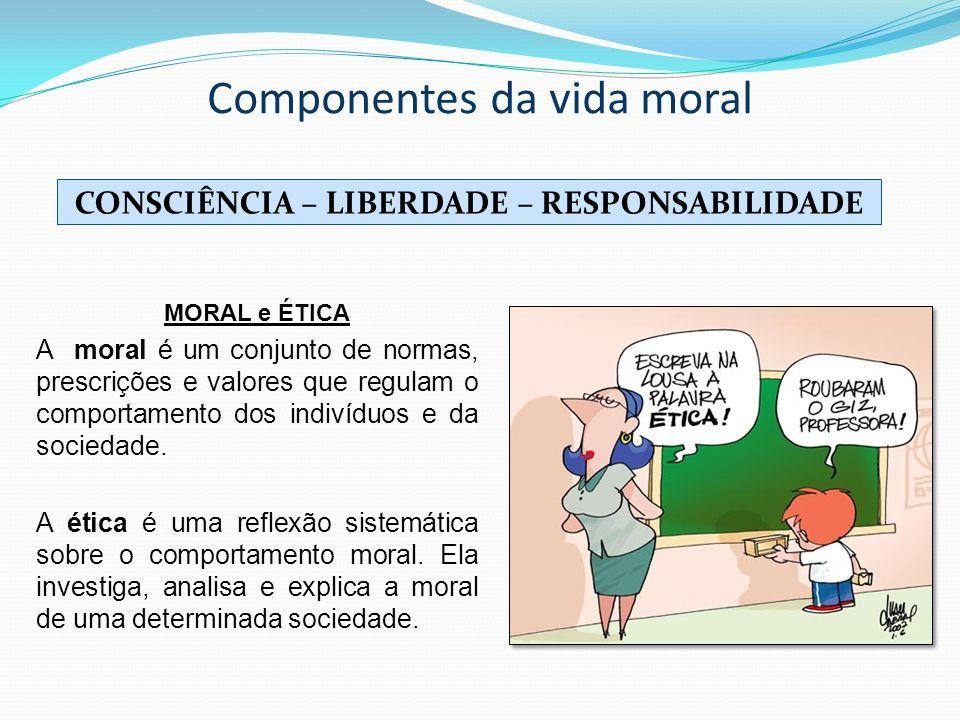 Componentes da vida moral