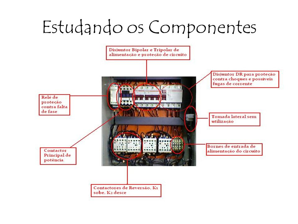 Estudando os Componentes
