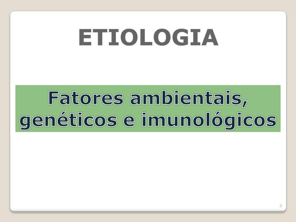 genéticos e imunológicos