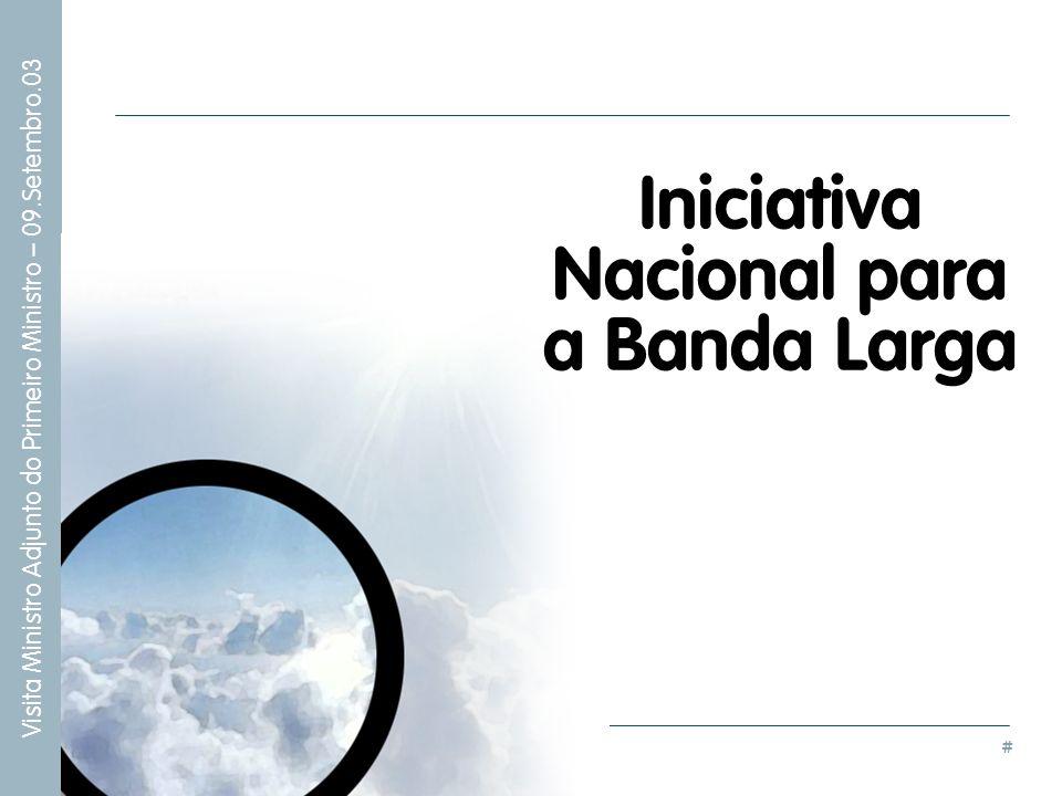 Iniciativa Nacional para a Banda Larga