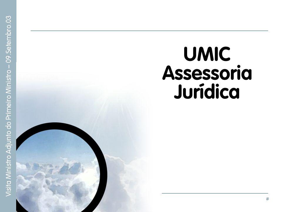 UMIC Assessoria Jurídica