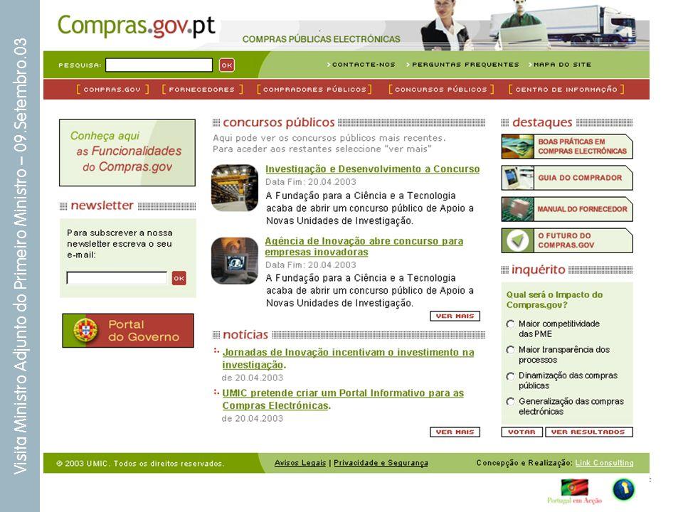 COMPRAS ELECTRÓNICAS Portal Informativo